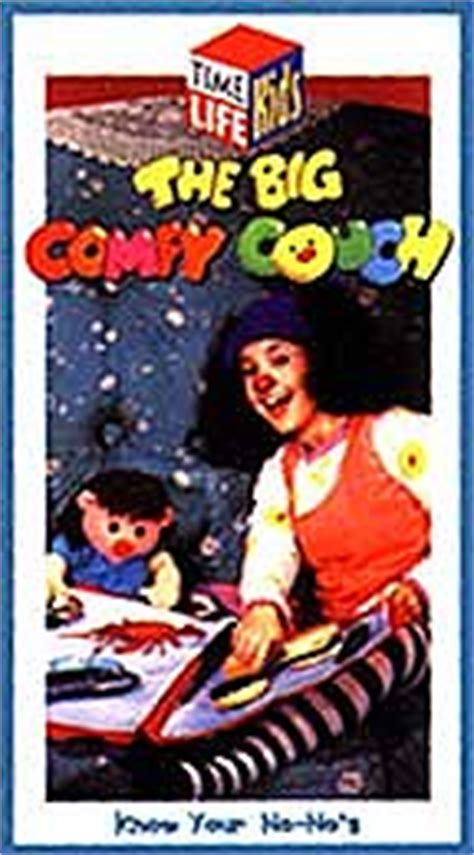 big comfy couch hiccups big comfy couch know your no no s buy rent and watch