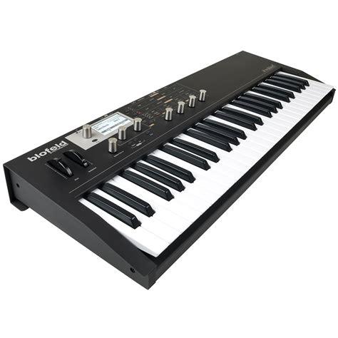 Keyboard Musik Waldorf Blofeld Keyboard Black 171 Synthesizer