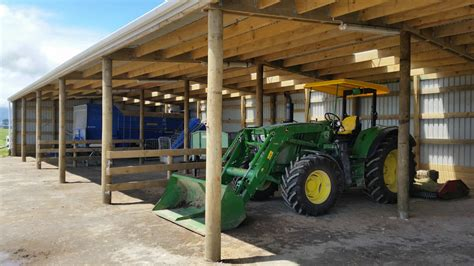 Building A Tractor Shed by Farm Buildings Style Buildings Stratford Itm