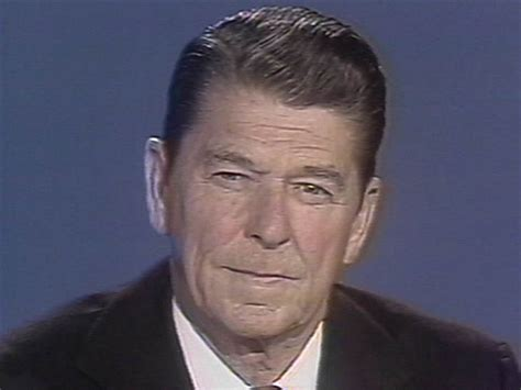 ronald hairstyle president ronald reagan on mtp may 1 1977 video on