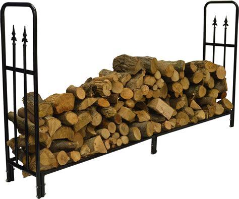 Decorative Fireplace Log Holder by Hausen Decorative Wood Rack Stand Log Holder Storage