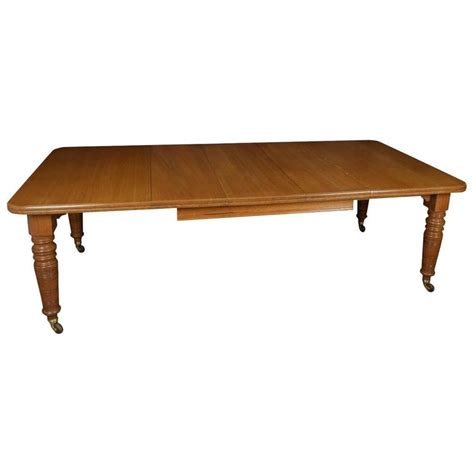 oak dining tables for sale 19th century oak dining table for sale at 1stdibs
