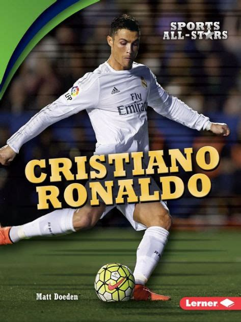 libro cristiano ronaldo the biography cristiano ronaldo by matt doeden paperback barnes noble 174