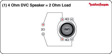 wire  type    ohm load ecousticscom