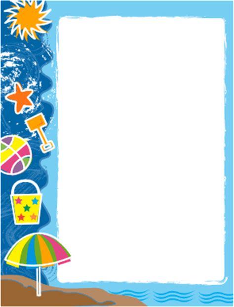 Programa Decoracion motivos marinos marcos bordes y etiquetas para imprimir
