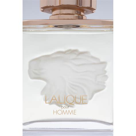 Lalique Pour Homme lalique pour homme eau de toilette 75 ml 2 5 fl