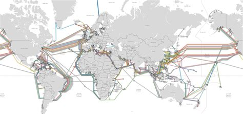 undersea cable map how the works submarine fiber brains in jars