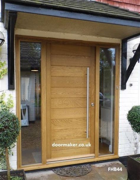 modern porch contemporary front door with sidelights porch pillars