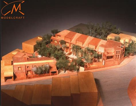 timber architectural model  modelcraft nsw pty