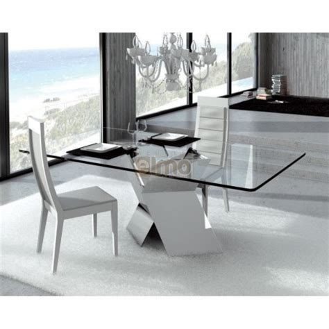 Table Salon En Verre