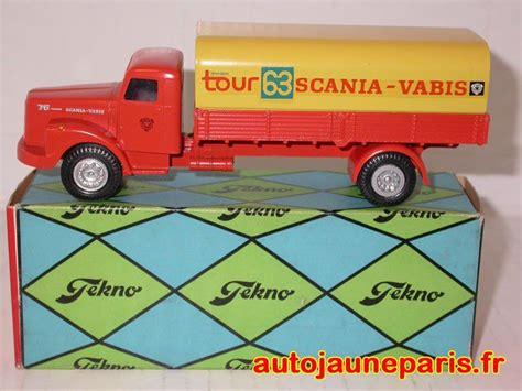 yster speelgoed tekno danmark scania vabis tour 63 scania vabis tekno