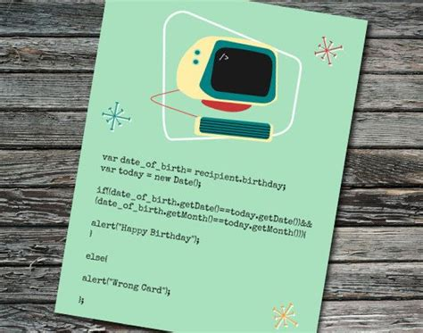 how to make greeting cards on the computer 40 best images about nerdy birthday cards on