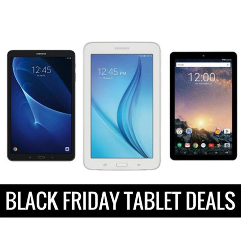 black friday 2018 deals on samsung tablets