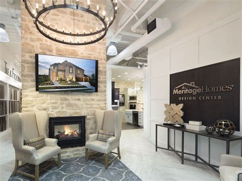 home design center meritage homes has design centers across 9 u s states is