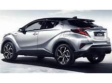 2018 Toyota Chr Black Premium