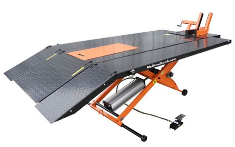 redline mc1k 1000 lb motorcycle atv lift table free shipping
