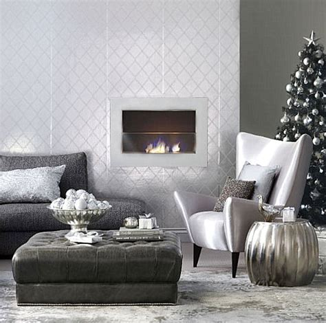 modern decoration ideas modern christmas decorating ideas for your interior