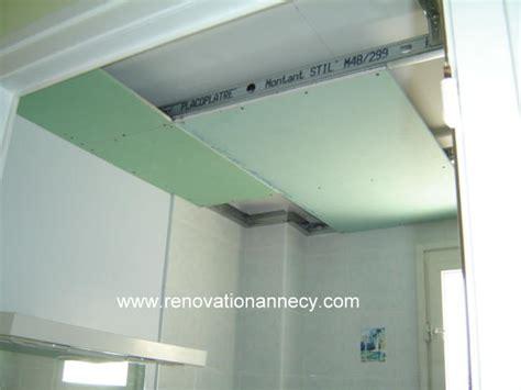 Plaquiste Faux Plafond by Plafond D 233 Coratif Plaquiste Peintre Annecy R 233 Novation
