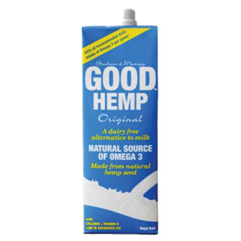 can i give my milk is it ok to give my baby hemp milk as a supplement or alternative