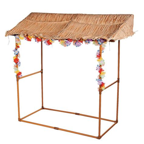 table top tiki bar hut 47 best images about luau pool theme party on pinterest