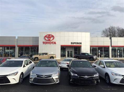 Superior Toyota Erie Superior Toyota Car Dealership In Erie Pa 16509 Kelley