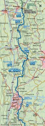 blue ridge parkway map blue ridge mountains