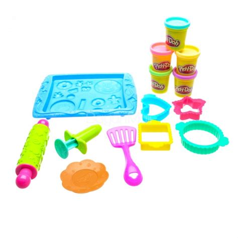 Play Doh Colorful Cookies Sweet Shoppe play doh sweet shoppe cookie creations b0307