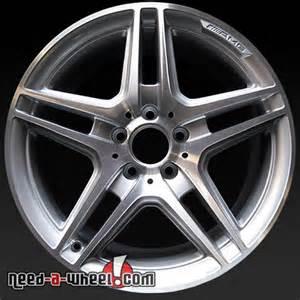 Mercedes Stock Rims 18 Quot Mercedes C300 Wheels Oem 08 14 Front Amg Rims 85058