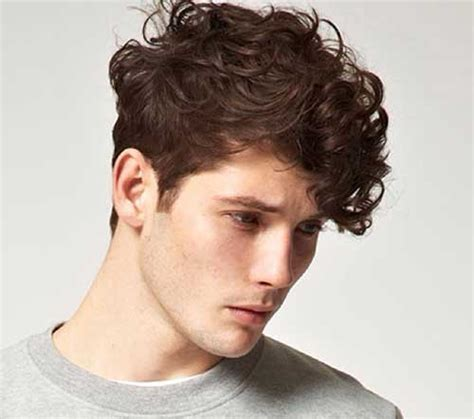mens curly hairstyles mens hairstyles 2018
