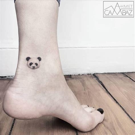 panda tattoo on leg 25 best ideas about panda tattoos on pinterest mandala