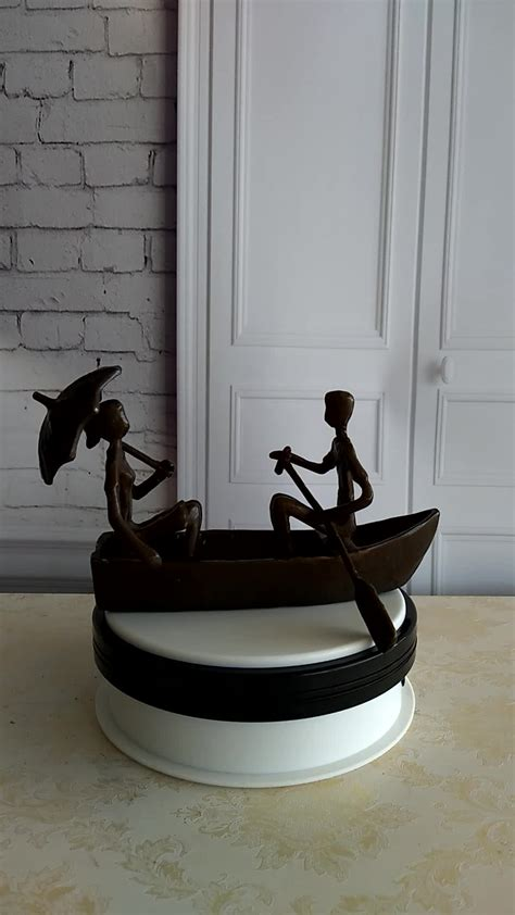 home decor handicraft cast iron bronze metal loving