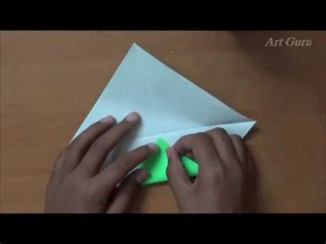 How To Make A Axe Out Of Paper - origami how to make an origami axe