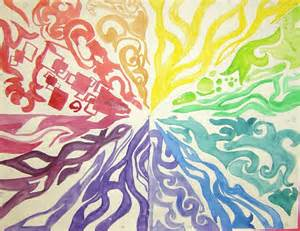 creative color wheels sinking springs 5th grade creative color wheels