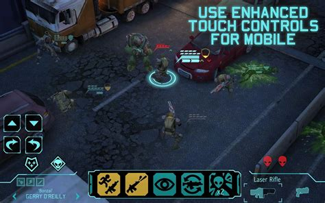 xcom android xcom enemy unknown hits the android market androidshock