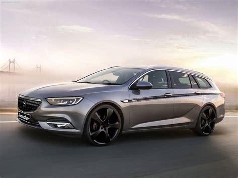 Opel Insignia Tieferlegung by Irmscher 2017 Opel Insignia Oto Kokpit