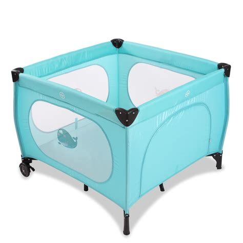 Baby Cribs With Mattress Included Environmental Babybed Folding Portable Crib Attachable Baby Bed Rollaway Playpen Cribs With