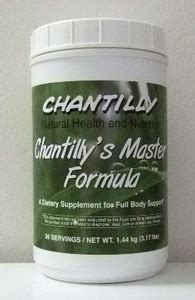 Chantilly Detox by Chantilly Master Formula Chantilly Health And Wellness