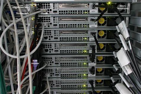 Netzwerk Wandschrank by Grundlagen Computernetze