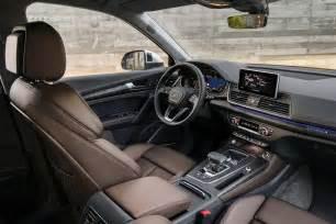2018 audi q5 spec drive review motor trend