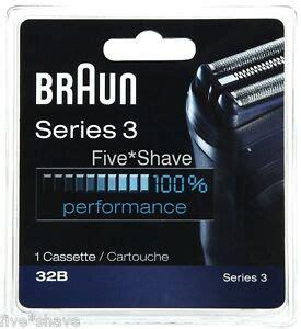 braun series 3 32b cassette new braun 32b series 3 390cc 380 360 350 340 shaver razor