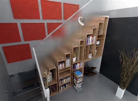 under stairs library design creative stairs storage ideas shelves and cabinet design