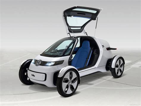 volkswagen electric concept vw nils concept