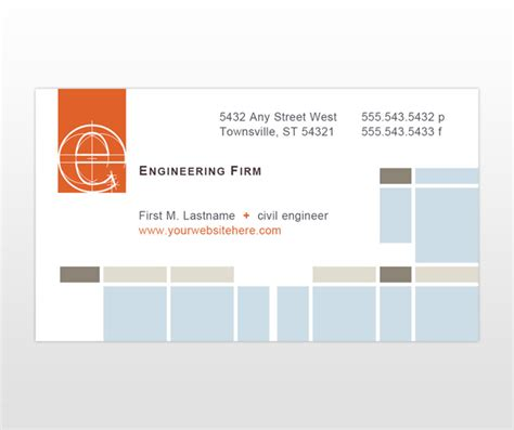 civil engineer business card template the resource cannot be found