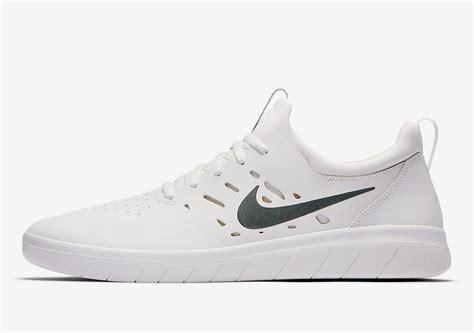 nike shoe releases nike sb nyjah aa4272 100 release info sneakernews