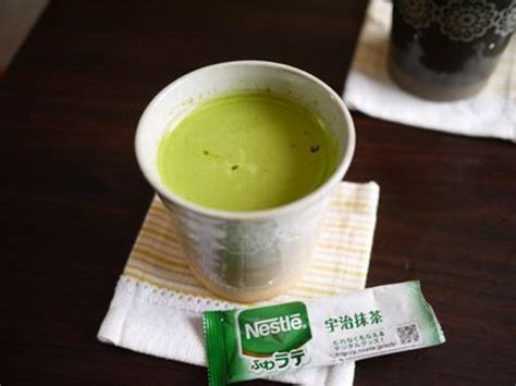 Premium Matcha Latte Brand Hapada Made In Japan Halal And From Singa nestle fuwa latte uji matcha green tea milk ore instant