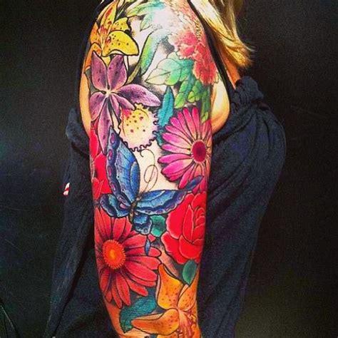 butterfly sleeve tattoos butterflies half sleeve tattoos eyecatchingtattoos