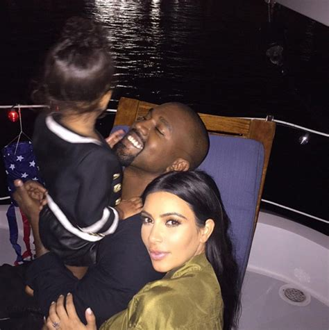 kim kardashian baby north west new close up pics 118 kanye west kim kardashian s new baby name find out
