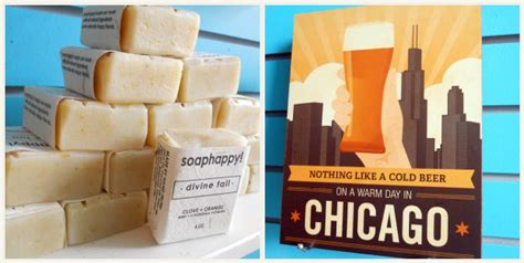 Handmade Soap Chicago - artist made in chicago folk circuit popup