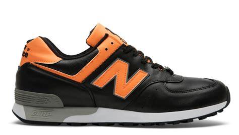 Lfc New Balance Court Traditional Trainers lfc new balance 576 black orange third trainer 17 18