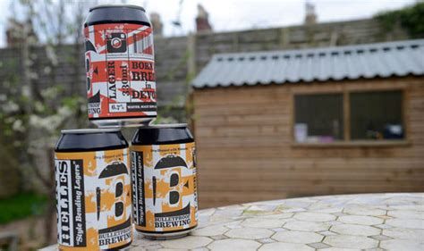 The Shed Brewery by Bulletproof Brew Co Uk S Smallest Microbrewery Is In A